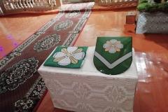 Videniškių  herbas ir vėliava